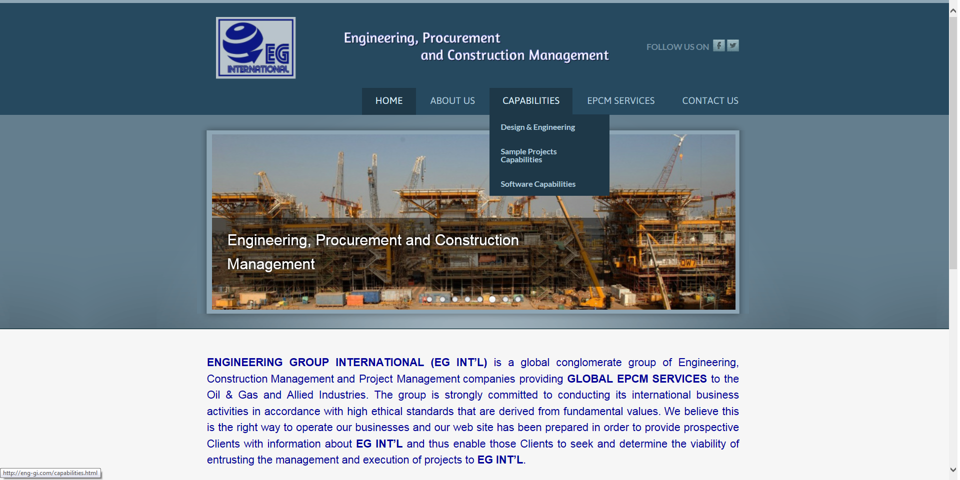 Engineering Group International